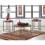 Standard Furniture Oslo 3 Piece Coffee Table Set