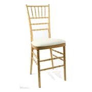 Commercial Seating Products Chiavari Chair Cushion; Ivory