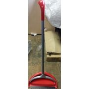 YBM Home Upright Dustpan; Red