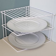 Sweet Home Collection Euro Ware Two Tier Shelving Unit