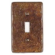 SOKObyJayeDesign Accents Wall Plate Cover; Gunmetal