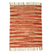 CLM Velvet Coral Sunset Area Rug