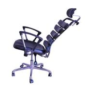 DSD Group Soho Desk Chair; Black