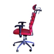 DSD Group Soho Desk Chair; Red