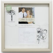 Fetco Home Decor Wedding Rydella We Tied The Knot Picture Frame