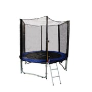 Newacme LLC 8' Trampoline with Enclosure Net