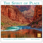 2017 Sellers Publishing Inc  12x12 Spirit of Place Wall Monthly Calendar (CA4303)