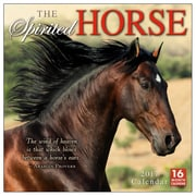 2017 Sellers Publishing Inc  12x12 Spirited Horse Wall Monthly Calendar (CA4304)
