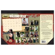2017 Sellers Publishing Inc 11x17 Walking Dead™ Monthly Desk Pad Planner Calendar (CD4449)