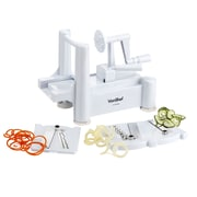 VonShef Tri Blade Spiral Vegetable Spiralizer