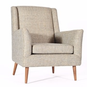 Gingko Home Furnishings Grace Lounge Chair; Mineral