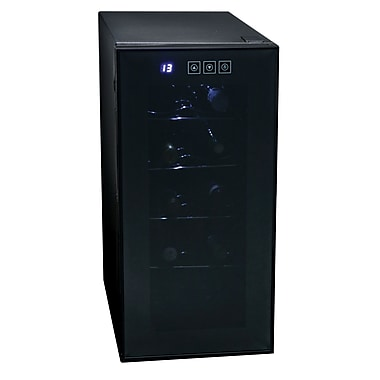 Koolatron Koolatron 10 Bottle Single Zone Built-In Wine Refrigerator