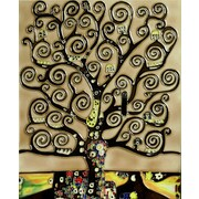 Tori Home 'Tree of Life' by Gustav Klimt Wall Art