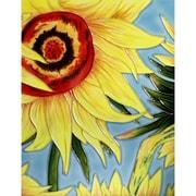 Tori Home 'Sunflowers' by Vincent Van Gogh Wall Art