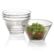 Woodard & Charles Glass Salad Bowl (Set of 4)