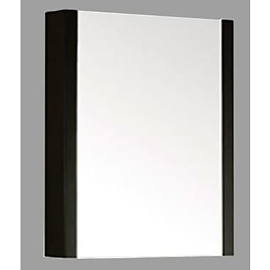 Madeli 23.63'' x 29.94'' Surface Mount Framed Medicine Cabinet