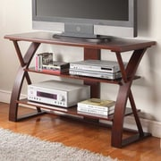 Roundhill Furniture TV Stand