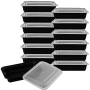 Heim Concept 12-Piece Premium Meal Prep Food Storage Container Set (Set of 12)