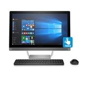 HP Pavilion 24-B019 AMD A10-9630P All-in-One Desktop Computer, 1TB 7200 RPM SATA, 8GB DDR4, Win 10