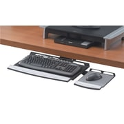 Fellowes® - Plateau ajustable pour clavier Keyboard Manager, (8031301)