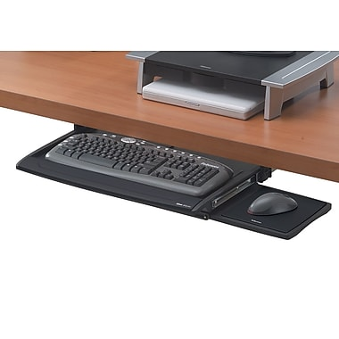 Fellowes® - Tiroir pour clavier de luxe Office Suites™ (8031201)