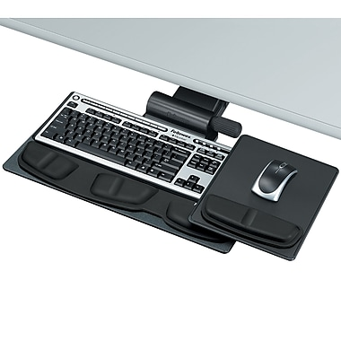 Fellowes® Professional Series Premier Keyboard Tray, (8036001)
