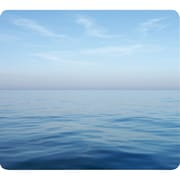 Fellowes® Recycled Optical Mouse Pad, Blue Ocean (5903901)