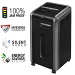 Fellowes® Powershred® 225Ci 100% Jam Proof Cross-Cut Shredder (3825001)