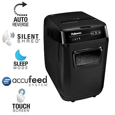 Fellowes® - Déchiqueteur AutoMax™ 200C à alimentation automatique de 200 feuilles