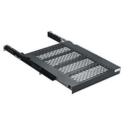 Black Box Heavy-Duty Sliding Adjustable Rack Shelf (RMT411)