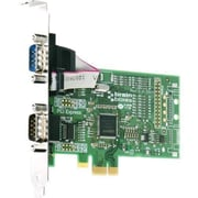 Brainboxes PX-25703 PCI Express Dual Profile RS232 Serial Adapter