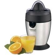 Cuisinart® CCJ-100FR Refurbished Citrus Pro Juicer, Silver