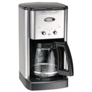 Cuisinart® DCC-1200FR Brew Central™ 12 Cups Refurbished Programmable Coffee Maker, Black/Silver