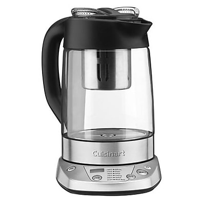 Conair Cuisinart PerfecTemp Programmable Tea Steeper Kettle