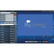 InFocus BigConnect Video Calling Software, 1 License, Online Access (INS-BCONNECT)