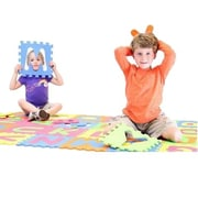 "Mota® Alphabet Floor Puzzle Mat, 12"" x 5"" (ABC-MAT)"