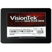 "VisionTek® 120GB 2.5"" SATA/600 Internal Solid State Drive (900877)"