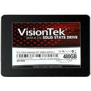 "VisionTek® 480GB 2.5"" SATA/600 Internal Solid State Drive (900879)"