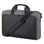HP® Executive Black Slim Top Load Notebook Carrying Case (P6N20UT)