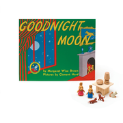 Primary Concepts Goodnight Moon 3-D Storybook, Paperback (1557)