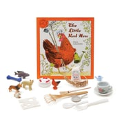 Primary Concepts The Little Red Hen 3-D Storybook, Paperback (1565)