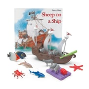 Primary Concepts Sheep on a Ship 3-D Storybook, Paperback (1574)