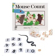 Primary Concepts Mouse Count 3-D Storybook, Paperback (1507)