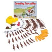 Primary Concepts Counting Crocodiles 3-D Storybook, Paperback (1532)