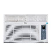 Haier 6000 BTU Energy Star Window Air Conditioner with Remote