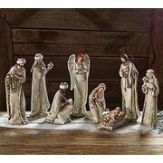 BurtonBurton 8 Piece Nativity Set