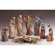 BurtonBurton 8 Piece Resin Nativity Set