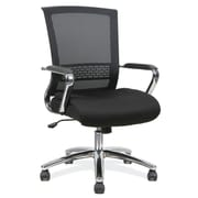 OfficeSource Alder Series High-Back Mesh Executive Chair