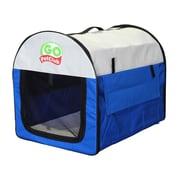 Go Pet Club Pet Crate; 48'' H x 32'' W x 39'' l