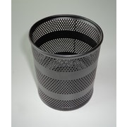 YBM Home Round Steel Mesh Pencil Cup